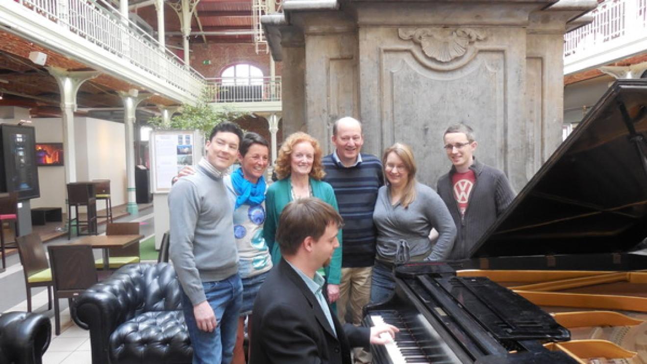 Saint Patricks Day Post-Parade Irish Melodies & Jazz Session