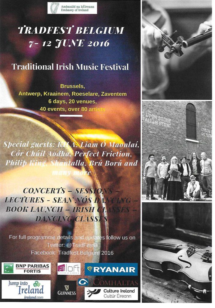 TRADFEST BELGIUM 7-12 June 2016