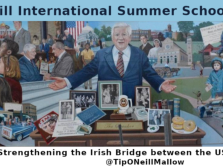 Announcing: The Tip O' Neill International Summer School Mallow 2021